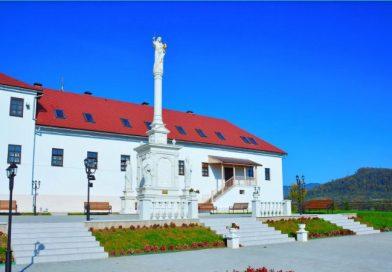 Скульптуру Ісуса Христа встановили на Чернечій горі Монастиря Св. Миколая Отців Василіян у селі Малий Березний