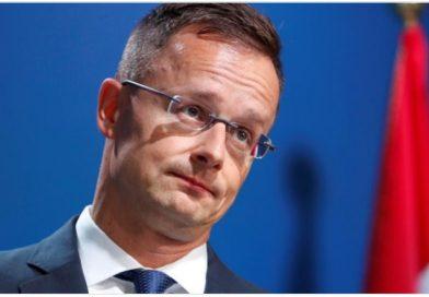 """Сійярто назвав """"жалюгідною"""" заборону в'їзду в Україну угорським високопосадовцям"""