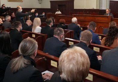 В Мукачеві затвердили на посадах заступників міського голови