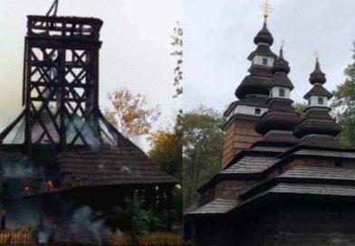 На реставрацію церкви з Підкарпатської Русі (нинішнє Закарпаття), яка згоріла у Празі, назбирали вже мільйон крон