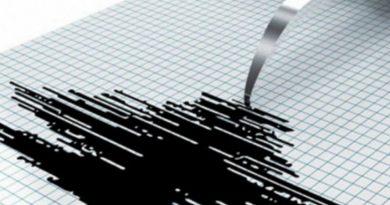 За добу на Закарпатті сталося три землетруси