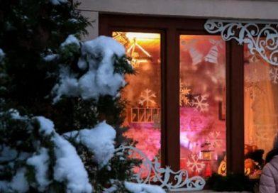 """У замку """"Сент-Міклош"""" на Закарпатті – резиденція Святого Миколая (фото)"""