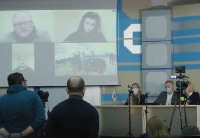 В УжНУ відбулась презентація  результатів унікального геномного дослідження (відео)