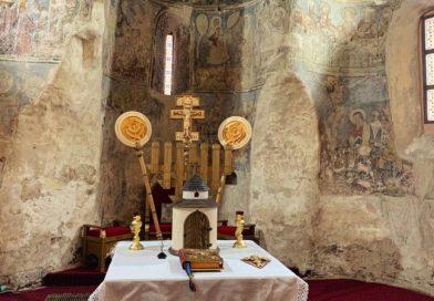 Старовинні фрески у Горянській ротонді в Ужгороді будуть відновлювати (відео)