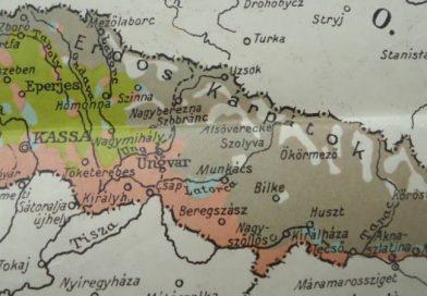 Етнічна мапа  Першої Чехословацької республіки за 1930 рік. Тільки архівні документи