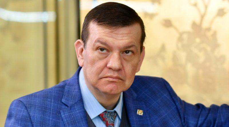 :«Володимире Олександровичу, Ви сердитесь, отже, Ви не праві»