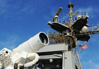 Армія США тестує лазерну зброю кулеметного типу, яка випаровує ціль.
