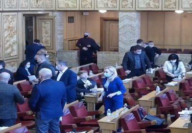 Чому сесія Закарпатської обласної ради пройшла на «грані фолу»?