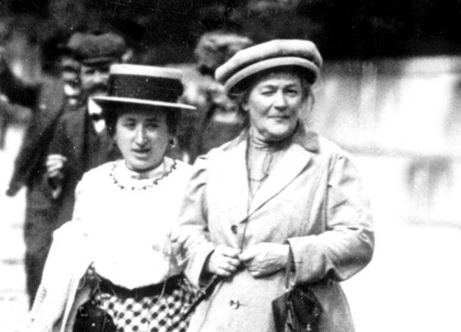 Клара і Роза – дві єврейки, які придумали 8 березня