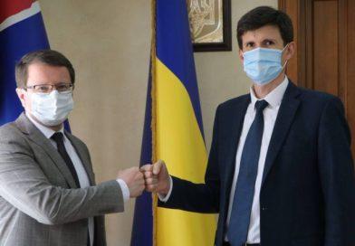 Голова Закарпатської ОДА представив свого нового заступника Петра Добромільського
