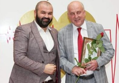 Василя Скрипа визнано кращим управлінцем в галузі охорони здоров'я Закарпаття
