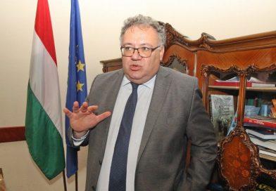 Посол Угорщини в Україні Іштван Ійдярто: Дискусії навколо Автономії на Закарпатті мають дуже високу температуру