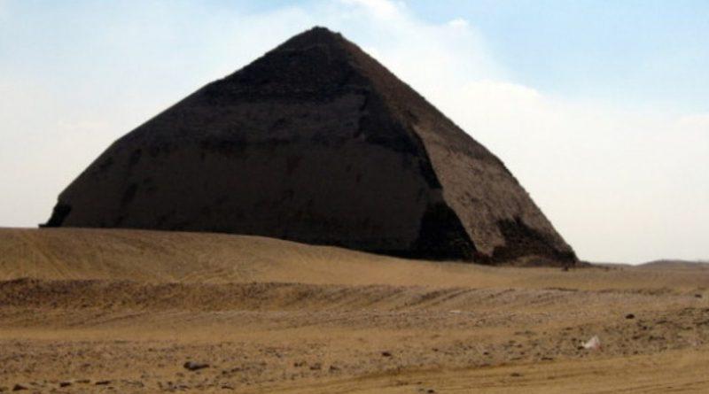 Стародавні піраміди будували не єгиптяни