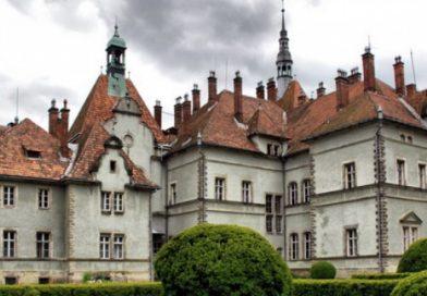 Палац Шенборнів (мисливський замок), що на Мукачівщині, потребує реставрації