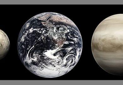 Чи були придатні для життя Марс і Венера?