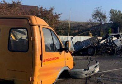 У ДТП на Закарпатті заживо згоріло   четверо людей — «Рено» протаранило евакуатор (ФОТО)
