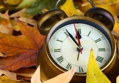 Україна перейде на зимовий час в останню неділю жовтня