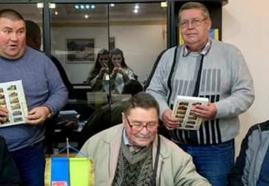 """В Центрі култур націоналных меншин Закарпатя в Ужгороді одбыла ся презентація книгы """"Унгвар-Ужгород. Муй рудный варош"""""""