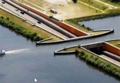 Водний міст, який ламає всі закони фізики(?)